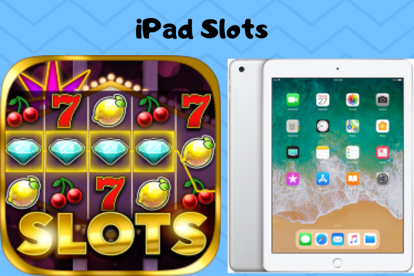 Slots and Table Games on iPad