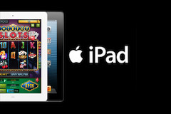 Slots and Table Games on iPad and iPhone
